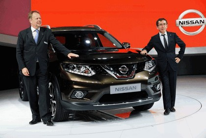 2014 Nissan X-Trail 57