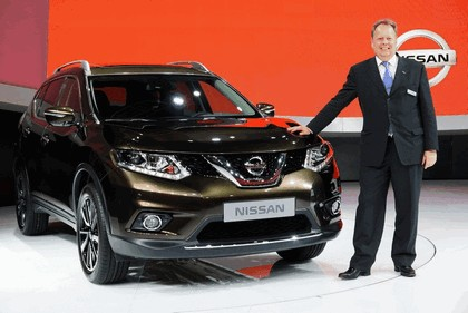2014 Nissan X-Trail 58