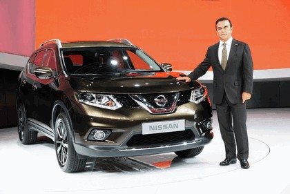 2014 Nissan X-Trail 62