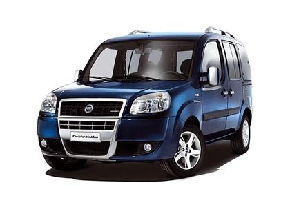 2007 Fiat Doblò Malibù 1