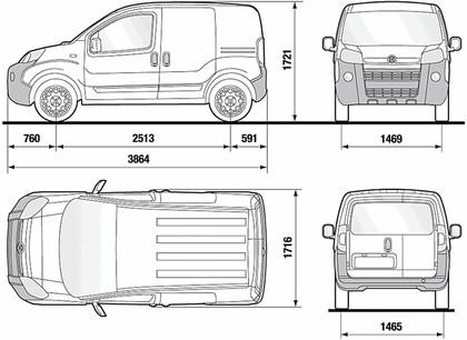 2007 Fiat Fiorino 46