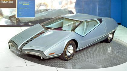 1970 Nissan 126X 5