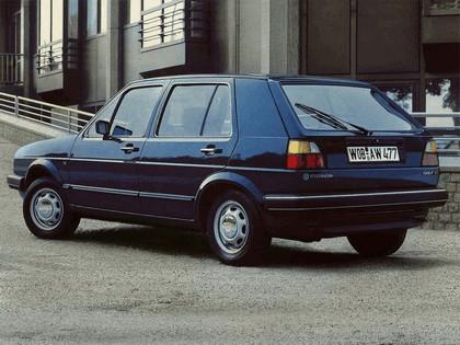 1983 Volkswagen Golf ( II ) 5-door 2