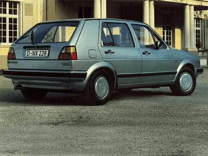 1983 Volkswagen Golf ( II ) 5-door 3