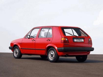 1983 Volkswagen Golf ( II ) 5-door 5