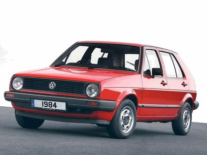 1983 Volkswagen Golf ( II ) 5-door 6