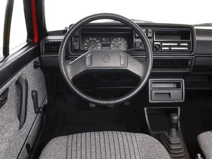 1983 Volkswagen Golf ( II ) 5-door 9