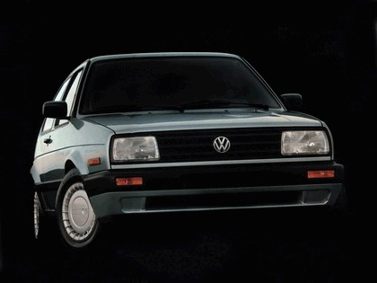 1987 Volkswagen Golf ( II ) 3-door - USA version 3