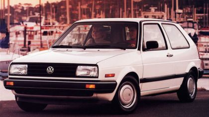 1987 Volkswagen Golf ( II ) 3-door - USA version 5