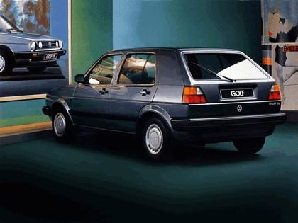 1987 Volkswagen Golf ( II ) 5-door 2