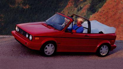 1988 Volkswagen Golf ( I ) cabriolet 1