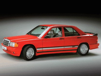 1987 Mercedes-Benz 190E ( W201 ) by Lorinser 1