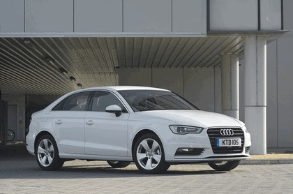 2013 Audi A3 saloon sport - UK version 1