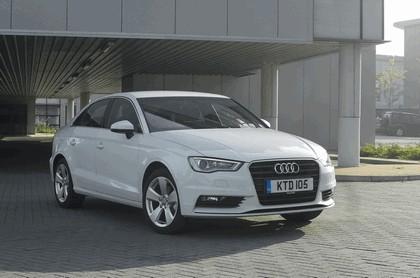 2013 Audi A3 saloon sport - UK version 3