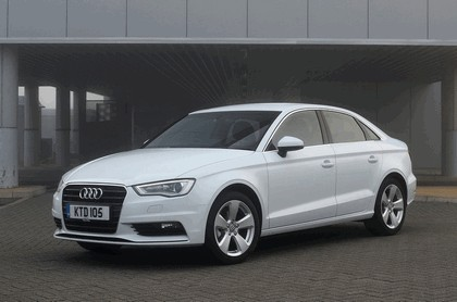 2013 Audi A3 saloon sport - UK version 4