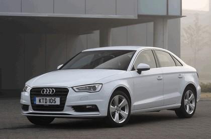 2013 Audi A3 saloon sport - UK version 5