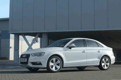 2013 Audi A3 saloon sport - UK version 6