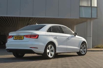 2013 Audi A3 saloon sport - UK version 8