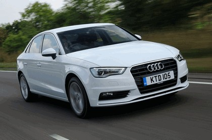 2013 Audi A3 saloon sport - UK version 9