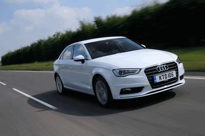 2013 Audi A3 saloon sport - UK version 10