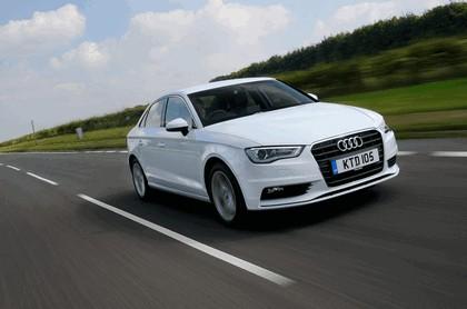 2013 Audi A3 saloon sport - UK version 11