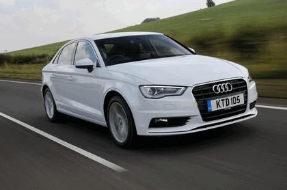 2013 Audi A3 saloon sport - UK version 12