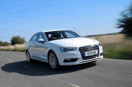 2013 Audi A3 saloon sport - UK version 13