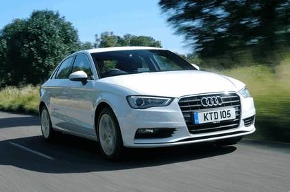 2013 Audi A3 saloon sport - UK version 14