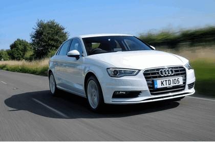 2013 Audi A3 saloon sport - UK version 17
