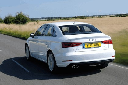 2013 Audi A3 saloon sport - UK version 19