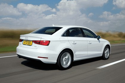 2013 Audi A3 saloon sport - UK version 21