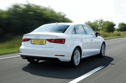 2013 Audi A3 saloon sport - UK version 25