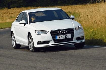 2013 Audi A3 saloon sport - UK version 28