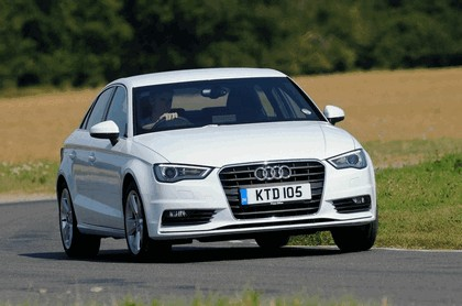 2013 Audi A3 saloon sport - UK version 29