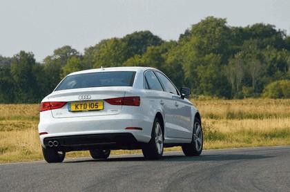 2013 Audi A3 saloon sport - UK version 30
