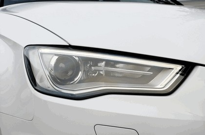 2013 Audi A3 saloon sport - UK version 36