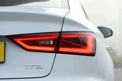 2013 Audi A3 saloon sport - UK version 40