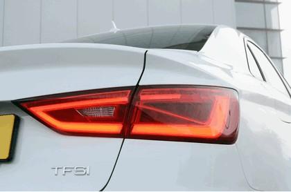 2013 Audi A3 saloon sport - UK version 41