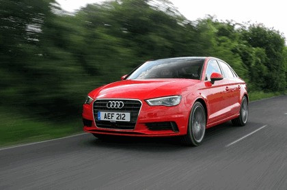 2013 Audi A3 saloon sport - UK version 44
