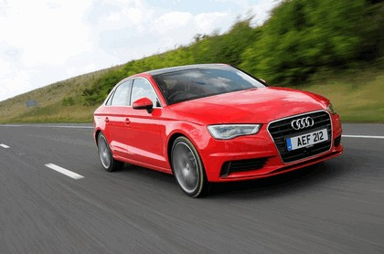 2013 Audi A3 saloon sport - UK version 47