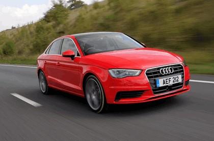 2013 Audi A3 saloon sport - UK version 49