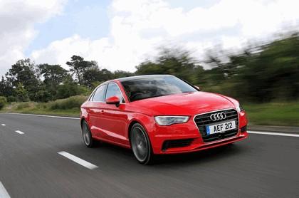 2013 Audi A3 saloon sport - UK version 53