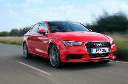 2013 Audi A3 saloon sport - UK version 58
