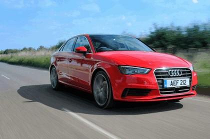 2013 Audi A3 saloon sport - UK version 59