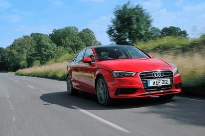2013 Audi A3 saloon sport - UK version 61