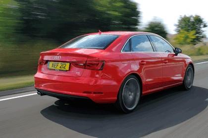 2013 Audi A3 saloon sport - UK version 62