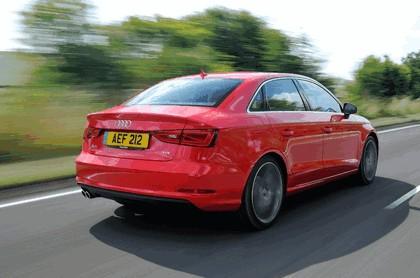 2013 Audi A3 saloon sport - UK version 63