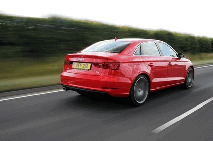 2013 Audi A3 saloon sport - UK version 66