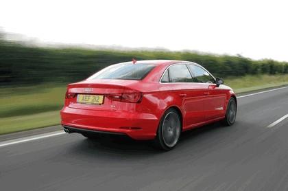 2013 Audi A3 saloon sport - UK version 67