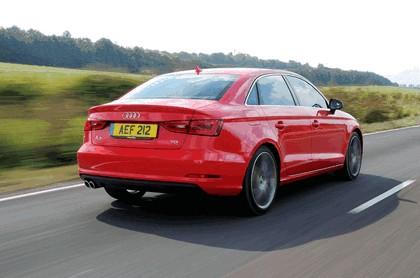 2013 Audi A3 saloon sport - UK version 68